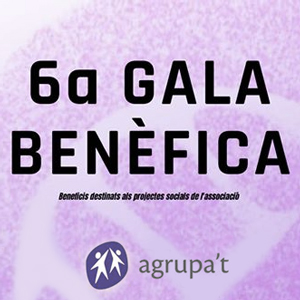 Gala Benèfica de l'Associació Agrupa't, Lleida, 2020