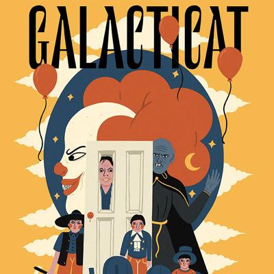 Galacticat, Mostra de cinema fantàstic de Ponent, Tàrrega, 2021