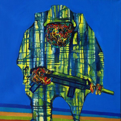 Exposició 'Irònic-Satíric-Grotesc' de Jacek Sroka