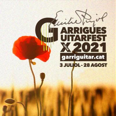 Garrigues Guitar Fest, Memorial Emili Pujol, 2021