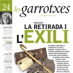 Presentació del nº 24 de'Les Garrotxes'