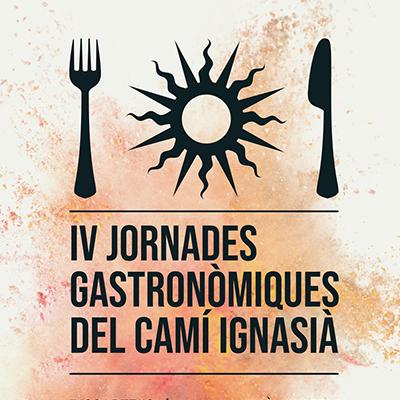 Jornades gastronòmiques Camí Ignasià
