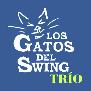 Los Gatos del Swing, trio format per James Sedgwick,Jonathan Bidgood i Genis Ferri.