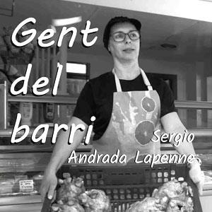 Exposició'Gent del barri'de Sergio Andrada Lapenne