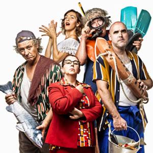 Teatre 'Gent de Mar' de la Companyia Cascai Teatre