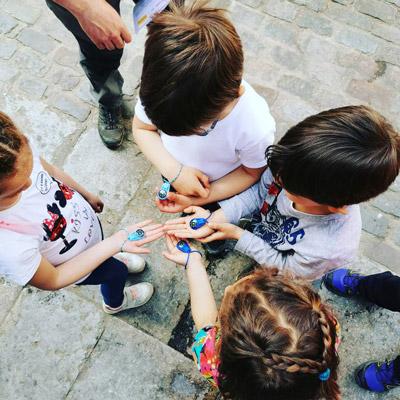 Gimcana familiar 'Girona en família'