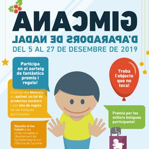 Gimcana d'aparadors de Nadal a Torredembarra, 2019