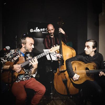 Frayssinet-González Gipsy Swing Trio