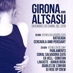Girona amb Altsasu