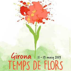 Girona Temps de Flors, 2019