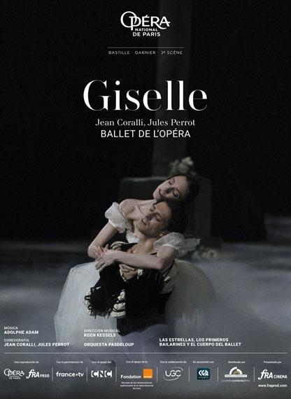 Giselle (Opéra National de Paris)