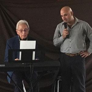 Gonzalo Luna i Martín Fernández