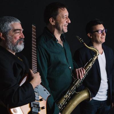 Gorka Benítez Trio, Gorka Benítez, Dani Pérez, David Xirgu