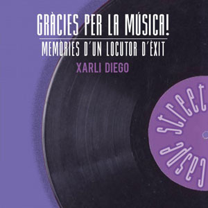 Llibre 'Gràcies per la música!' de Xarli Diego
