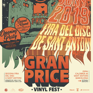 Gran Price Vinyl Fest - Barcelona 2019