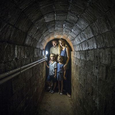Visita guiada pels espais de la Guerra Civil a Cambrils