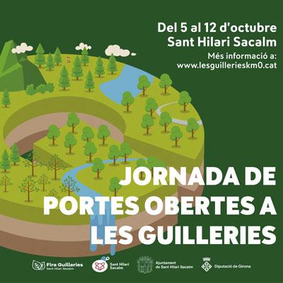 Portes obertes a les Guilleries, Fira Guilleries, Sant Hilari Sacalm, 2020