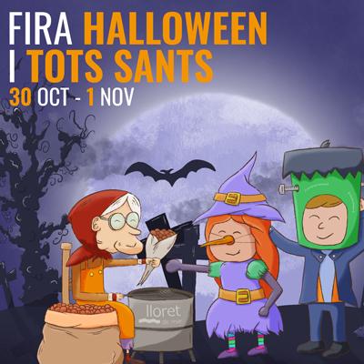 Fira de Halloween i Tots Sants - Lloret de Mar 2021