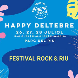 Happy Food Trucks - Deltebre 2019
