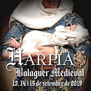 Harpia, Balaguer Medieval, 2019