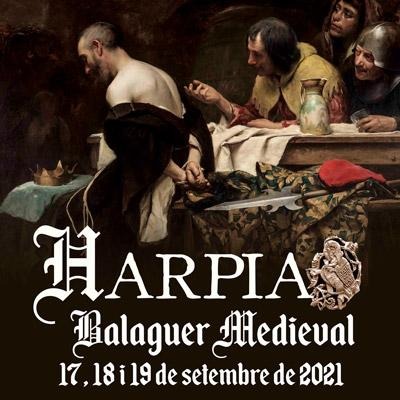 Harpia, Balaguer Medieval, 2021