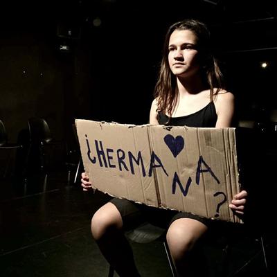 Teatre 'Carita de ángel' amb Clara Maideu
