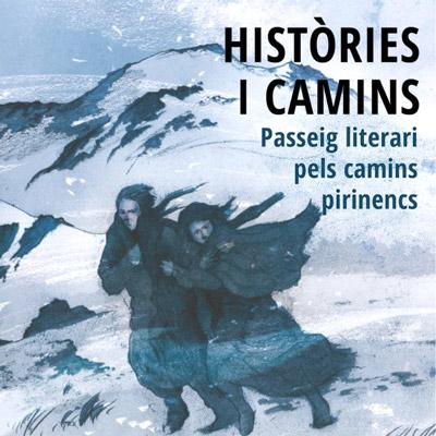 Exposició 'Històries i camins', Biblioteca Pública Maria Barbal, Tremp, 2021