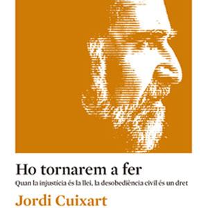 Llibre 'Ho tornarem a fer' de Jordi Cuixart