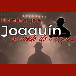 Homenatge a Joaquín, el comte de l'Equus - Amposta 2019
