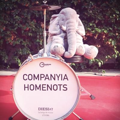 Contacontes de la companyia Homenots
