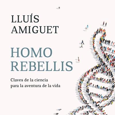 Llibre'Homo Rebellis', de Lluís Amiguet