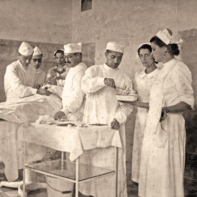 Col·loquis de Tardor, Hospitals de guerra (1936-1939). Banyoles, 2021