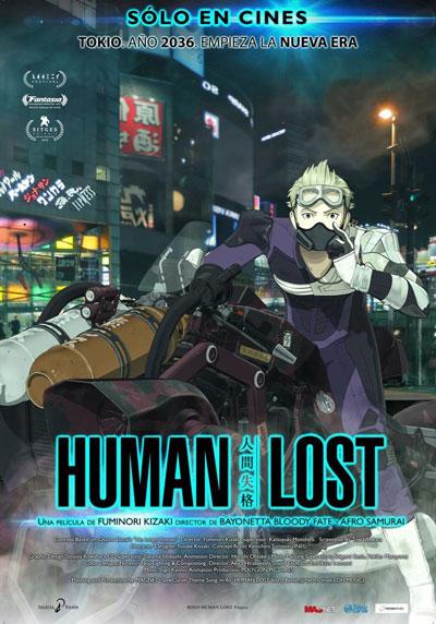 Human Lost