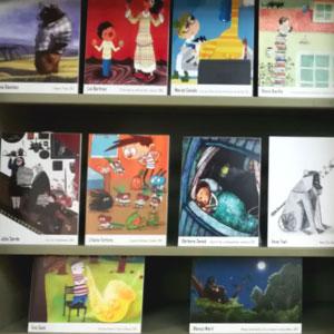 Exposició 'Joves Il·lustradores'