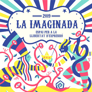 Festa popular La iMAGInada a Camp de Mart, Tarragona, 2019