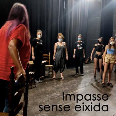 Teatre 'Impasse sense eixida' del grup Coverol de Les Franqueses del Vallès