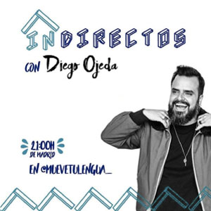 InDirectos amb Diego Ojeda, Instagram, 2020