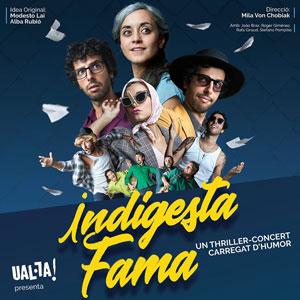 Concert 'Indigesta fama' - Ual·la!