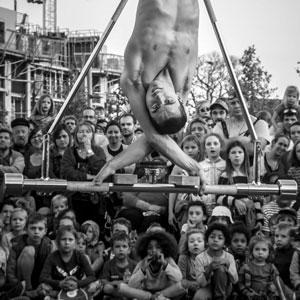 Espectacle 'Infinit' d'Andreu Casadellà