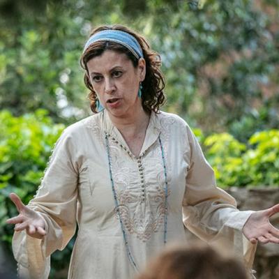 Espectacle 'Iras i el casament de Cleòpatra' - Museu de Mataró