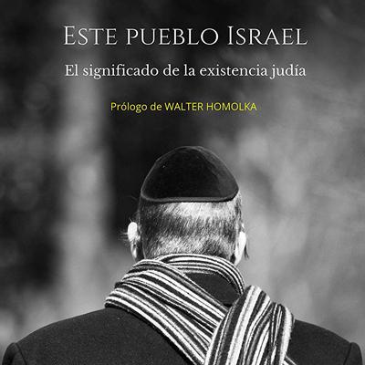 Llibre 'Ese pueblo Israel: el significado de la existencia judía' de Leo Baeck