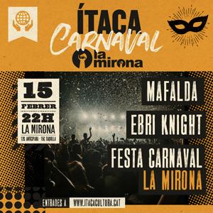 Ítaca Carnaval del festivalItaca Cultura i Acció a la Mirona, Salt, 2020