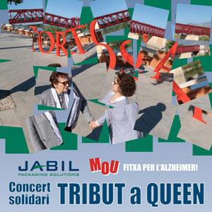 Concert solidari Tribut a Queen - Tortosa 2019