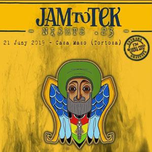 Jam2tek Nights Vol. 23 - Tortosa 2019