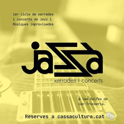 Cicle Jazzà a Cassà de la Selva, 2021