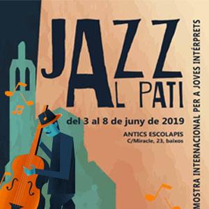 3r Jazz al Pati a Balaguer, 2019