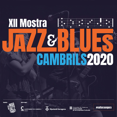 12a Mostra de Jazz i Blues de Cambrils, 2020