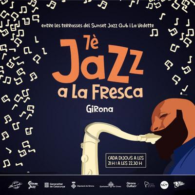 Jazz a la Fresca, Susnset Jazz Club, 2021