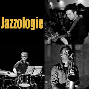 Jazzologie, Xavier Francín, Alacantí Kike Ordax, Eduard Cervera, Jazz
