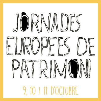 Jornades Europees de Patrimoni, 2020